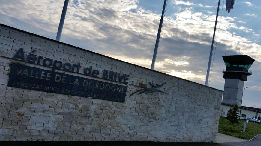Aéroport de Brive-la-Gaillarde Vallée de la Dordogne (19) Corrèze
