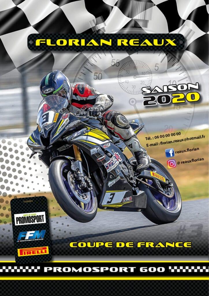 press-book florian réaux 2020