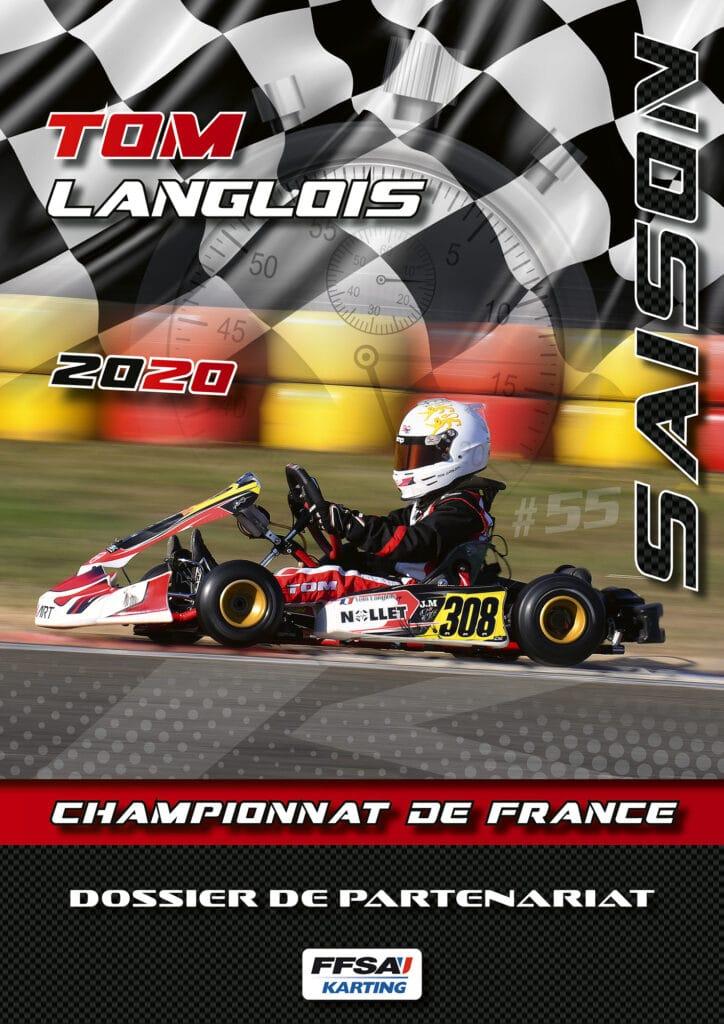 book Team Langlois 2020