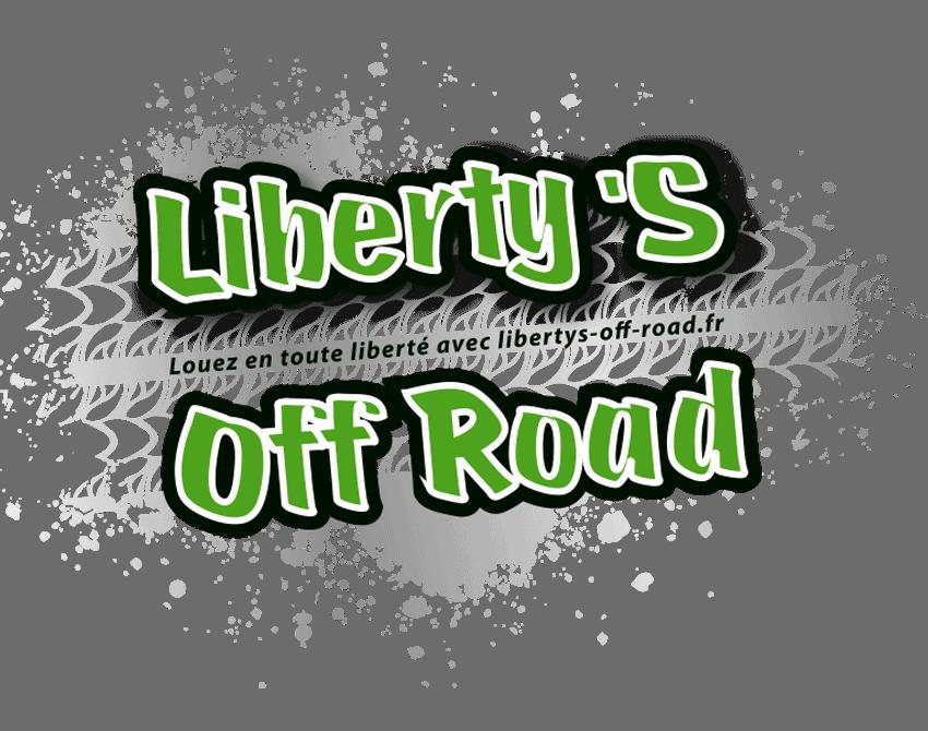 graphiste freelance pour logo de libertys-off-road