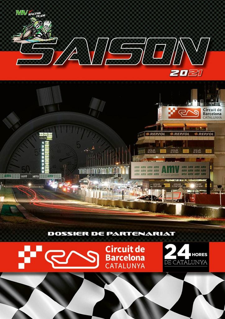 press-book sponsoring MV-Racing 2021